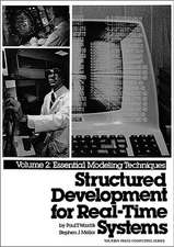 Structured Development for Real-Time Systems, Vol. II:  Essential Modeling Techniques