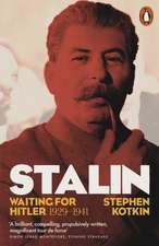 Stalin, Vol. II: Waiting for Hitler, 1929–1941