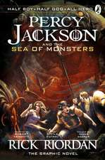 The Sea of Monsters: The Graphic Novel: Percy Jackson and the Olympians: The Graphic Novels vol 2