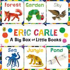 The World of Eric Carle, Big Box of Little Books