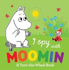 I Spy With Moomin