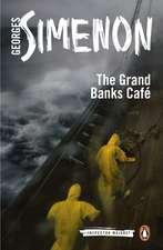 The Grand Banks Café: Inspector Maigret #8