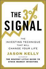 The 3% Signal