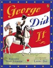George Did It:  The Greensboro Sit-Ins