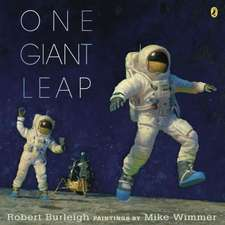 One Giant Leap:  A Historical Account of the First Moon Landing