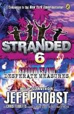 Shadow Island:  Desperate Measures