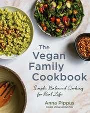 The Vegan Family Cookbook