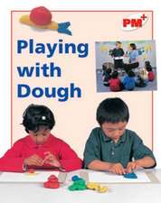 Playing with Dough PM PLUS Non Fiction Level 5&6 Play Red