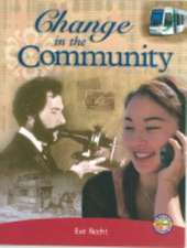 Change in the Community PM Extras Ruby Non Fiction