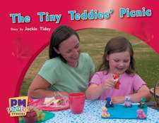 The Tiny Teddies' Picnic PM Photo Stories Red Levels 3,4,5