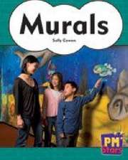 Murals PM Stars Blue Families