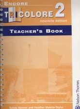 Encore Tricolore Nouvelle 2 Teacher's Book