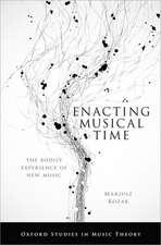 Enacting Musical Time