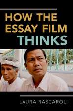 How the Essay Film Thinks