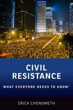 Civil Resistance: What Everyone Needs to Know®