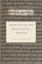 Aristotle on Practical Truth