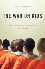 The War on Kids