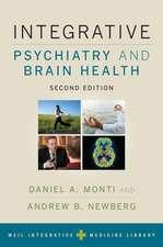 Integrative Psychiatry and Brain Health