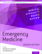 Emergency Medicine Board Review