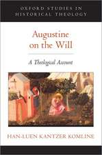 Augustine on the Will