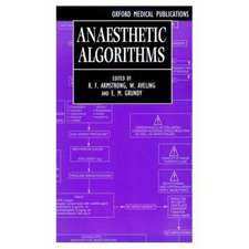 Anaesthetic Algorithms