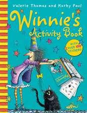 Winnie's Activity Book