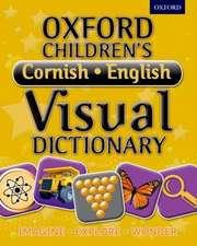 Oxford Children's Cornish-English Visual Dictionary
