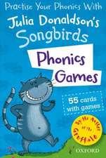 Donaldson, J: Oxford Reading Tree Songbirds: Phonics Games F