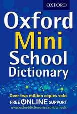 Oxford Mini School Dictionary