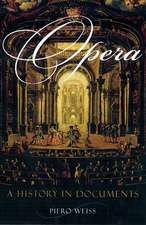 The Oxford Illustrated History of Opera