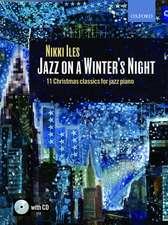 Jazz on a Winter's Night + CD: 11 Christmas classics for jazz piano