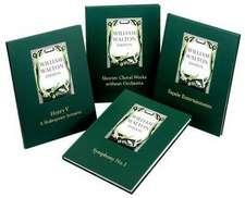 William Walton Edition Complete Set