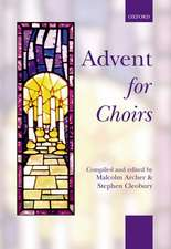 Advent for Choirs