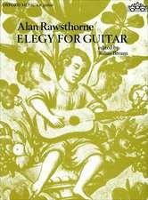 Elegy for Guitar
