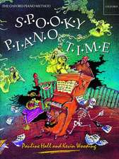 Spooky Piano Time