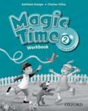 Magic Time: Level 2: Workbook