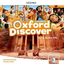 Oxford Discover: Level 3: Class Audio CDs