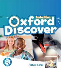 Oxford Discover: Level 2: Picture Cards