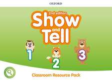 Show and Tell: Level 1-3: Classroom Resource Pack