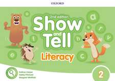 Show and Tell: Level 2: Literacy Book