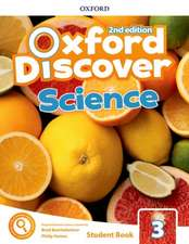 Oxford Discover Science: Level 3: Student Book with Online Practice