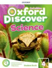 Oxford Discover Science: Level 4: Student Book with Online Practice