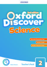 Oxford Discover Science: Level 2: Teacher's Pack