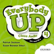 Everybody Up: 4: Class Audio CDs
