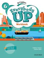 Everybody Up: Level 6: Workbook: Linking your classroom to the wider world