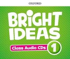 Bright Ideas: Level 1: Audio CDs: Inspire curiosity, inspire achievement.