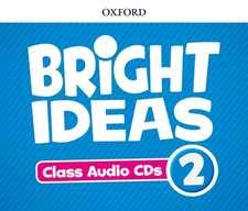 Bright Ideas: Level 2: Audio CDs: Inspire curiosity, inspire achievement.