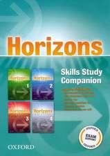 Horizons: Skills Study Companion
