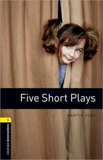 Oxford Bookworms Library: Level 1:: Five Short Plays