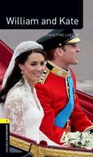 Oxford Bookworms Library Factfiles: Level 1:: William and Kate audio CD pack